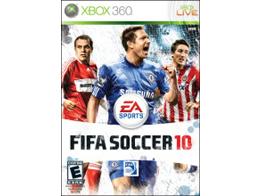 FIFA Soccer 10 XBOX 360