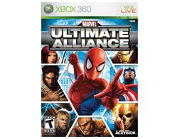 Marvel Ultimate Alliance XBOX 360
