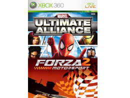 Pack: Marvel/Forza 2 XBOX 360