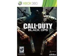 Call of Duty Black Ops XBOX 360 Usado