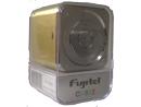 Parlante Portatil Reproductor MP3/FM Verde Fujitel