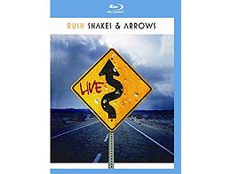 Rush: Snake and Arrows Live Blu-Ray