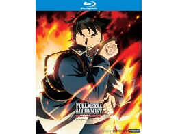 Fullmetal Alchemist Brotherhood 1 part 2 Blu-ray
