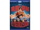 Ralph El Demoledor Blu-ray