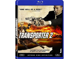 The Transporter 2 Blu-Ray