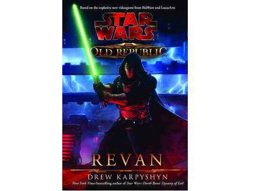 Star Wars Old Republic Revan (ING) Libro