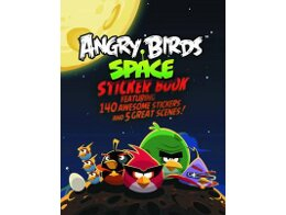 Angry Birds Space Sticker Book (ING) Libro