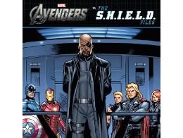 Avengers Shield Files YR (ING) Libro