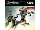 Avengers Battle Against Loki (ING) Libro