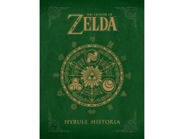The Legend of Zelda Hyrule Historia (ING) Libro