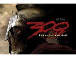 300 Art of Making 300 (ING) Libro