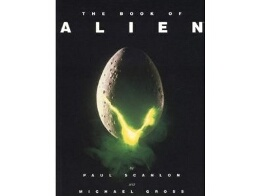 The Book of Alien (ING) Libro