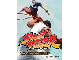 Street Fighter Complete History (ING) Libro