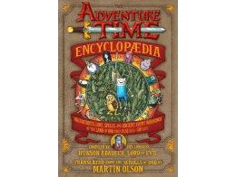 The Adventure Time Encyclopaedia (ING) Libro