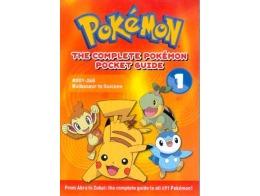 Complete Pokemon Pocket Guide v01 (ING) Libro