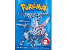 Complete Pokemon Pocket Guide v02 (ING) Libro