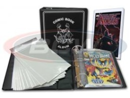 BCW Comic Book Collector Starter Kit