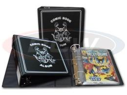 BCW Comic Book Album