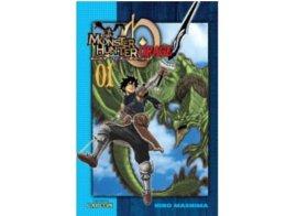 Monster Hunter Orage Volumen 1 (ING/TP) Comics