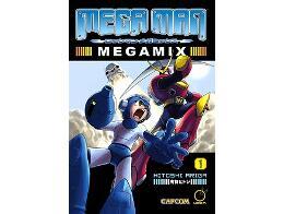 Mega Man Megamix v01 (ING/TP) Comic