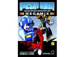 Mega Man Megamix v02 (ING/TP) Comic