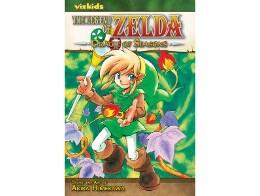 Legend of Zelda v4 Oracle ofSeasons (ING/TP) Comic