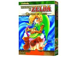 Legend of Zelda v5 Oracle of Ages (ING/TP) Comic