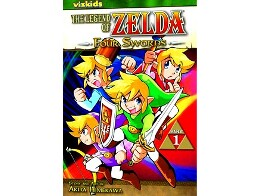Legend of Zelda v6 Four Swords p1 (ING/TP) Comic
