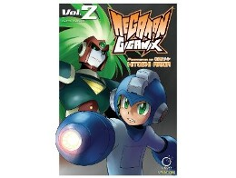 Mega Man Gigamix v02 (ING/TP) Comic