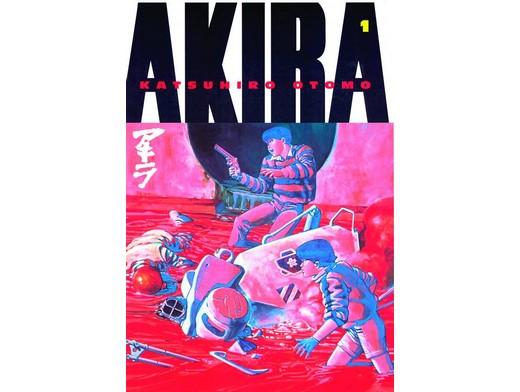 Akira Kodansha Edition v01 (ING/TP) Comic