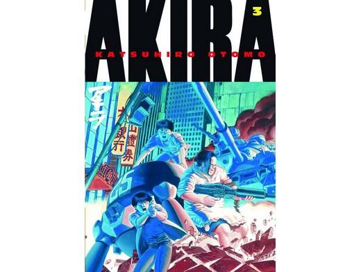 Akira Kodansha Edition v03 (ING/TP) Comic