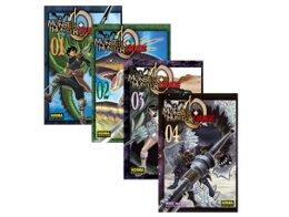 Monster Hunter Orage Pack (ESP/TP) Comic