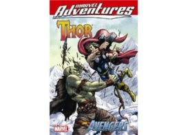 Marvel Adventures Thor and Avengers (ING/TP) Comic