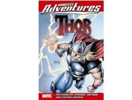 Marvel Adventures Thor (ING/TP) Comic