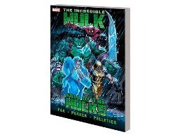 Incredible Hulk V02 Fall of The Hulks(ING/HC)Comic