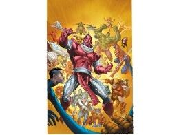 Evolutionary War Omnibus (ING/HC) Comic