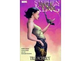 Dark Tower Treachery (ING/HC) Comic