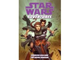Star Wars Adventures v02Princess Leia(ING/TP)Comic