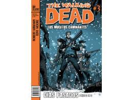 The Walking Dead #3 Días Pasados (ESP/TP) Comic