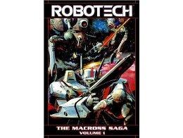 Robotech The Macross Saga vol 01 (ING/TP) Comic