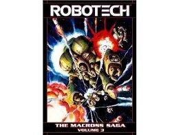 Robotech The Macross Saga vol 03 (ING/TP) Comic