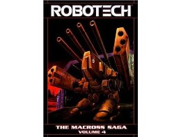 Robotech The Macross Saga vol 04 (ING/TP) Comic