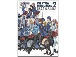 Valkyria Chronicles v2 World Artw (ING/TP) Comic