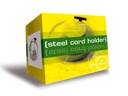 Steelpad Cordholder