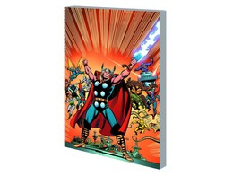 Thor Gods and Guardians of Galaxy (ING/TP) Comic