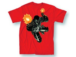 Polera Agent Venom Flash Shot Px Red