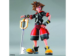 Figura Kingdom Hearts 3D Play Arts Kai Sora