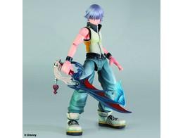 Figura Kingdom Hearts 3D Play Arts Kai Riku