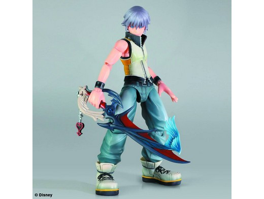 Figura Kingdom Hearts 3D Play Arts Kai Riku