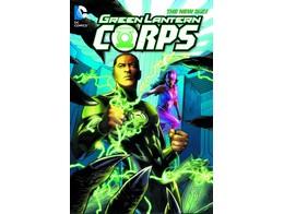 Green Lantern Corps v4 Rebuild (ING/TP) Comic